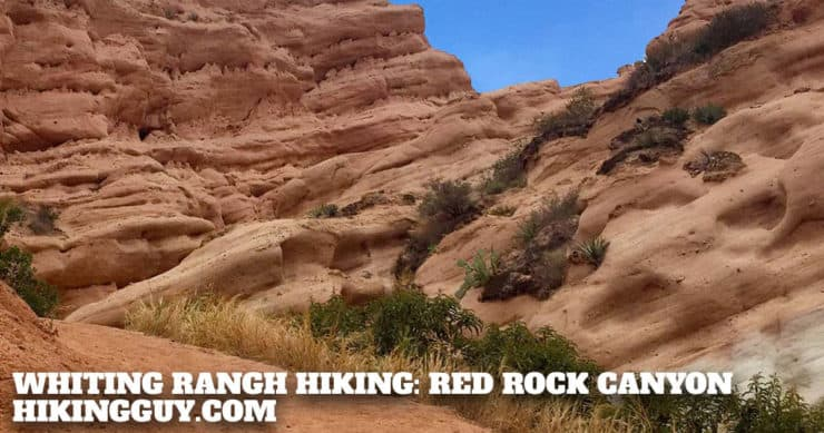 Whiting Ranch Hiking: Red Rock Canyon